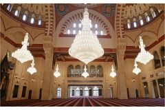 Mosque Chandeliers (Al-Amin Mosque Beirut) CRYSTALITE S.L.
