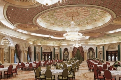 Restaurant Chandeliers (Hotel in Saudi Arabia) CRYSTALITE S.L.