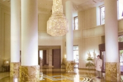 Main Hall Hotel Chandelier (Hotel Westin in Spain) CRYSTALITE S.L.