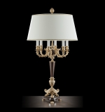 Table Lamp Model 3023/55x91 (6xE.14) CRYSTALITE S.L.