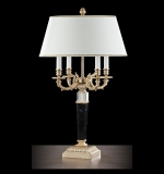 Table Lamp Model 3028/45x77 (4xE.14) CRYSTALITE S.L.