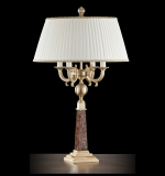 Table Lamp Model 3031/45x73 (4xE.14) CRYSTALITE S.L.