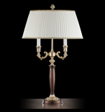 Table Lamp Model 3033/45x74 (2xE.14) CRYSTALITE S.L.